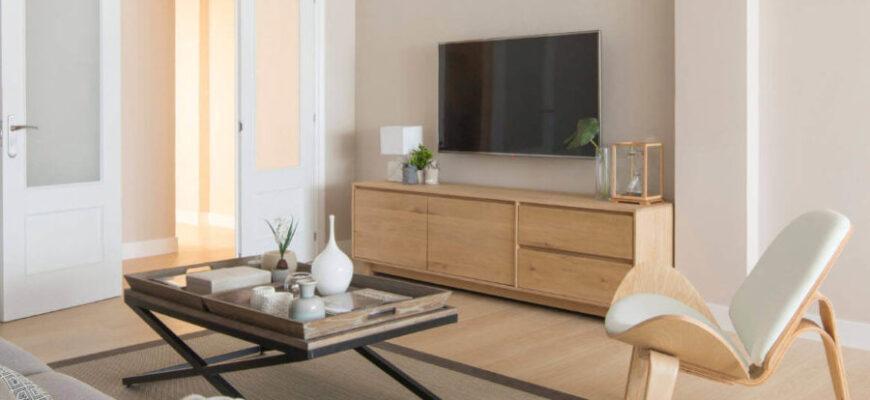 дизайн гостиной 2021