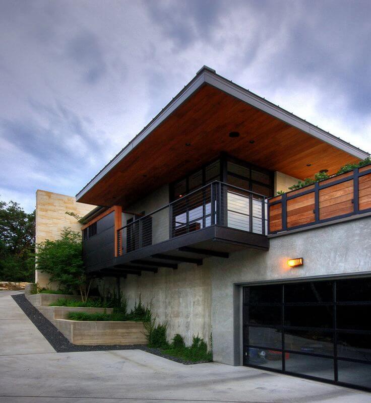 проектирование фасада дома тренды