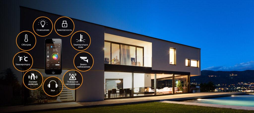 Система умный дом