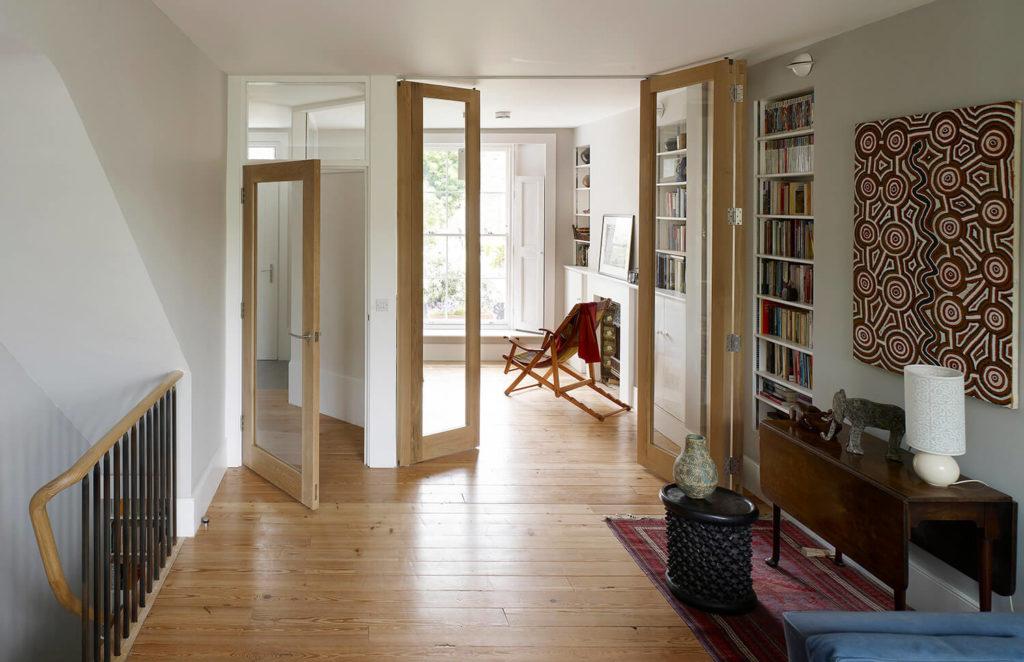 красивые двери со стеклом