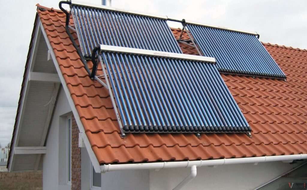 солнечные (энерго) панели
