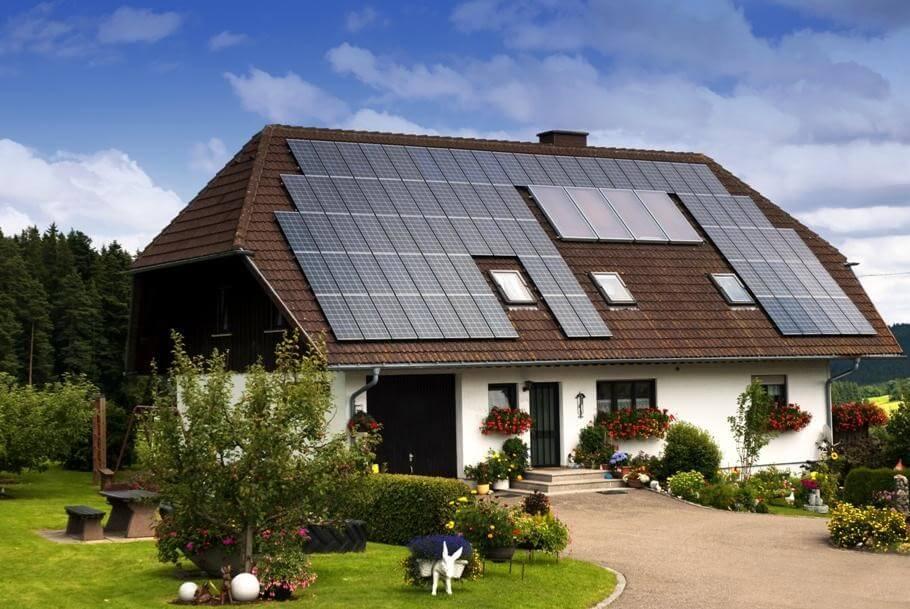 виды солнечных батерей