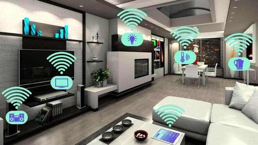 контроль дома с помощью системы умный дом