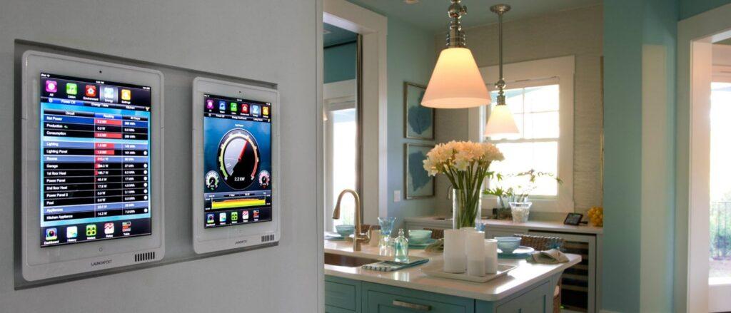 умный дом установка освещения на кухне