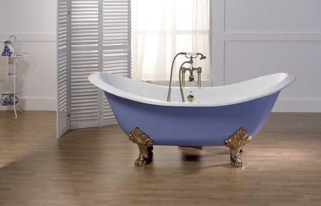 ванная из какого материала выбрать