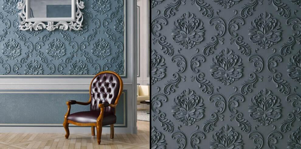 3д панели для комнат в классическом стиле