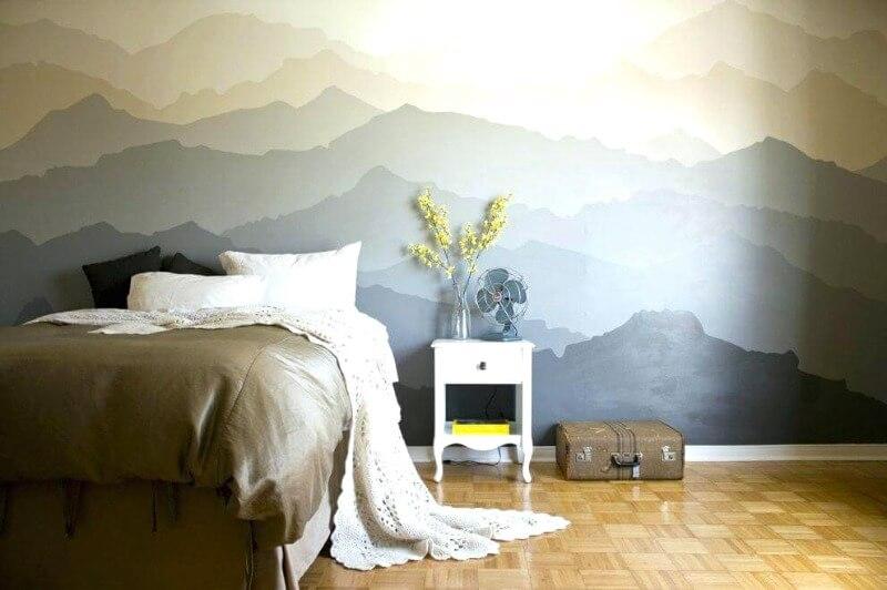 декор покраска стен