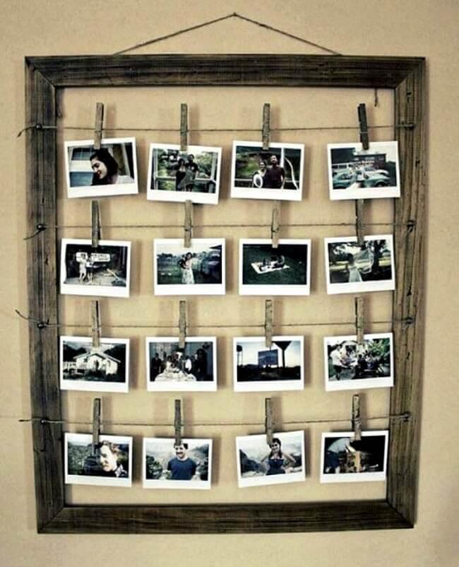 Декор стен своими руками – 11 креативных и простых идей