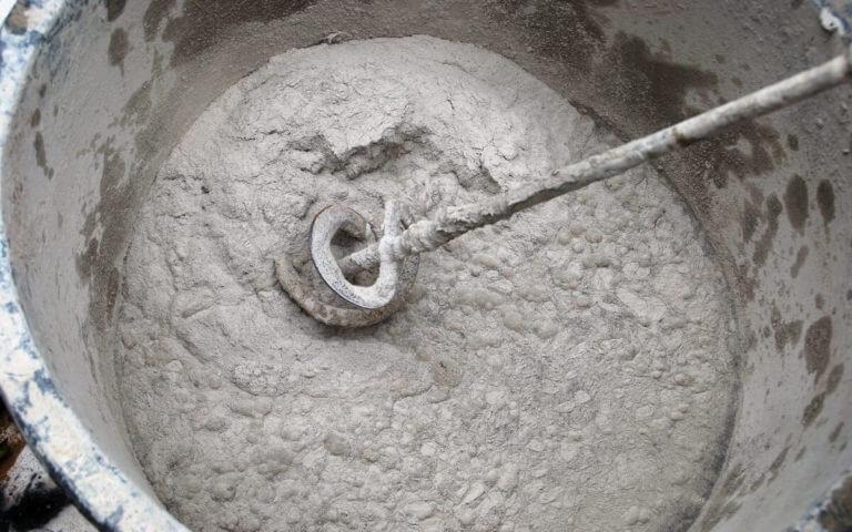 Приготовление шпаклевочной смеси