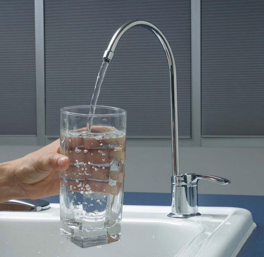 что содержит себе вода из крана