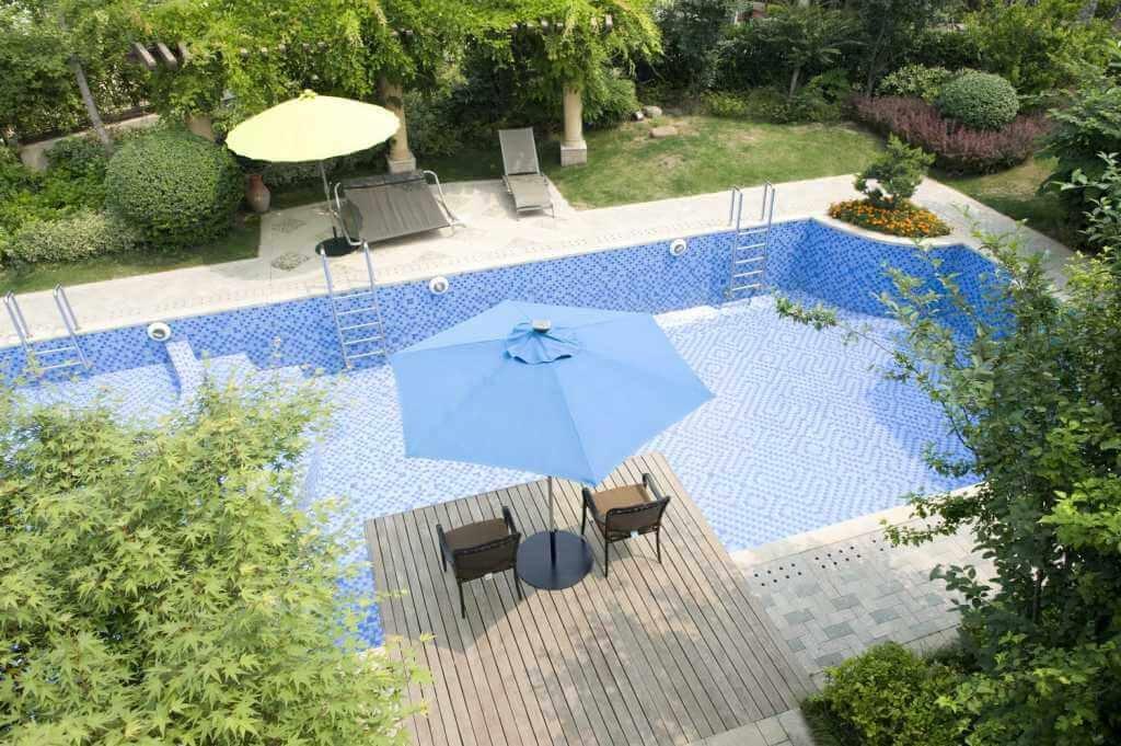 стоимость строительства бассейнов