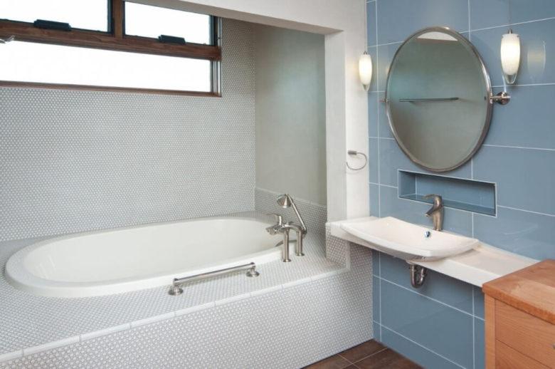 дизайн маленької ванної
