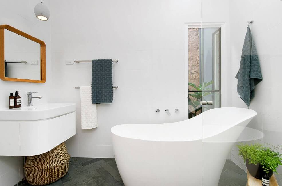 стильний дизайн ванної