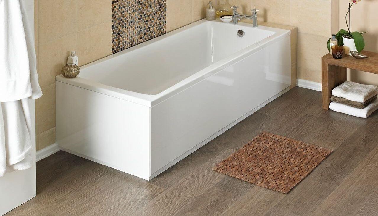 лінолеум у ванній