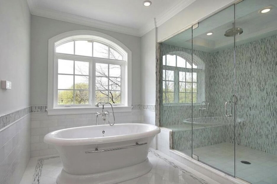 фарбування та шпаклівка стелі ванної