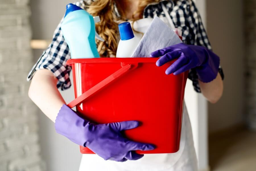 генеральне прибирання на кухні