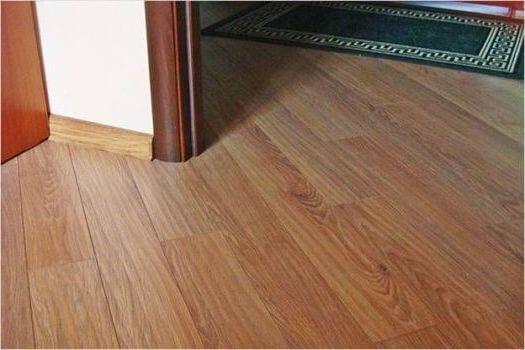 підлога без порогів