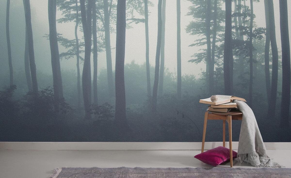фотообои виды лес