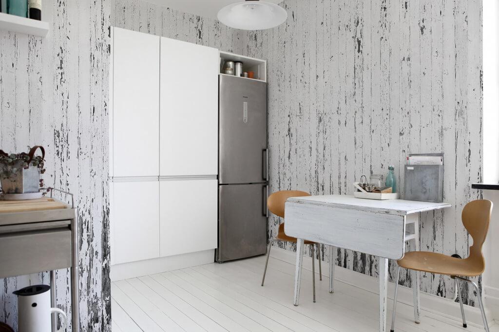 вінілові шпалери на кухню
