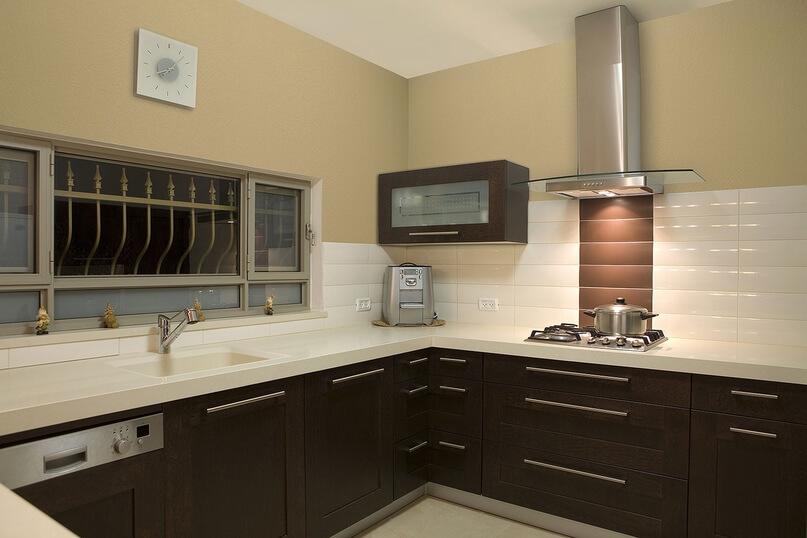 склошпалери на кухні
