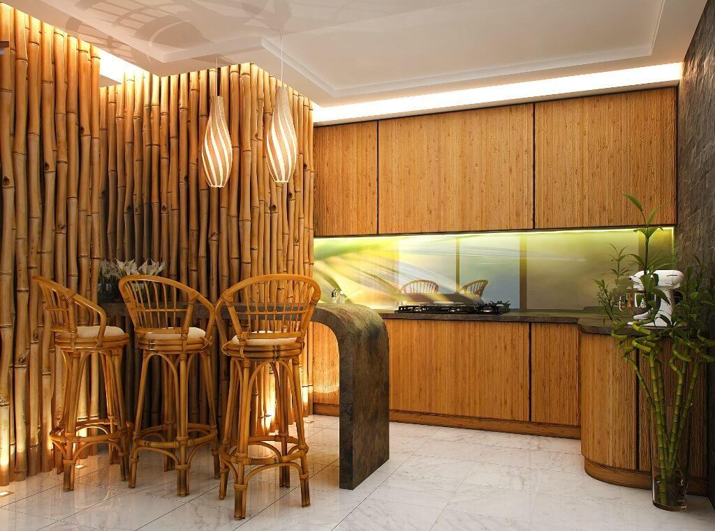 особливості бамбукових шпалер