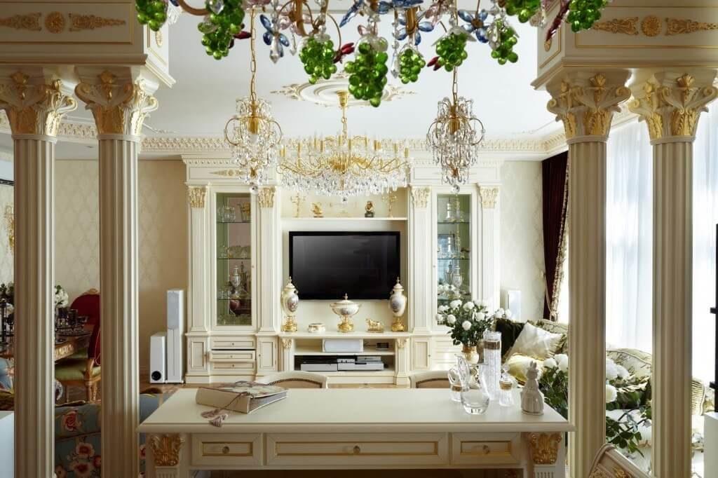 стиль классик в дизайне квартиры
