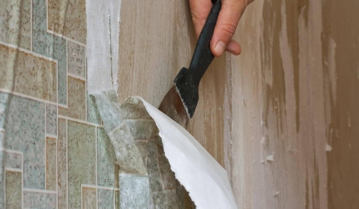 підготовка стін для поклейки бамбукових шпалер