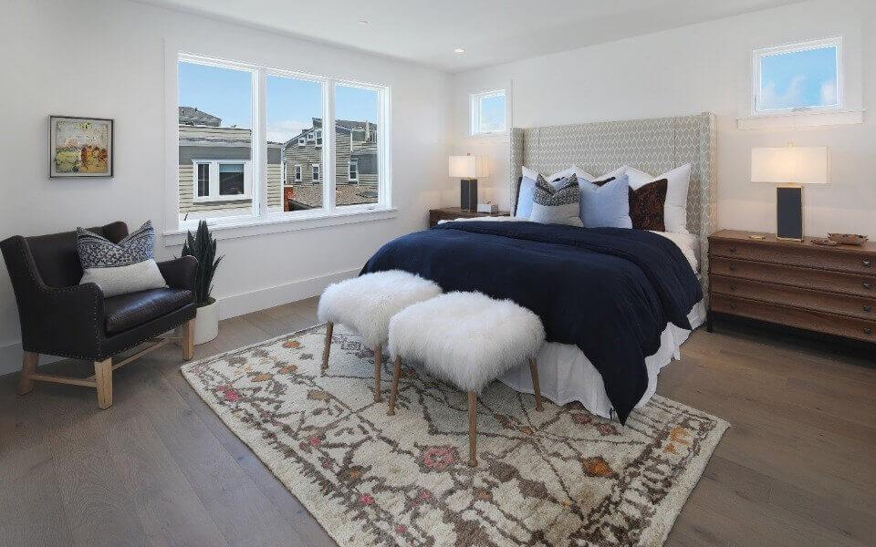 оригінальні килими спальня