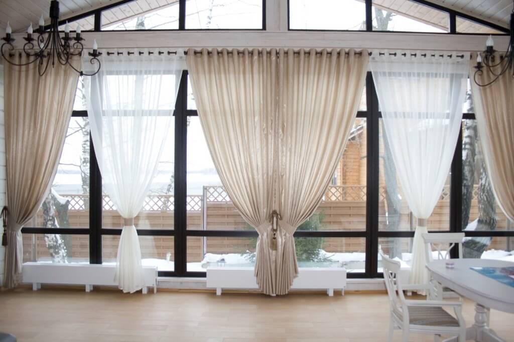 модні штори