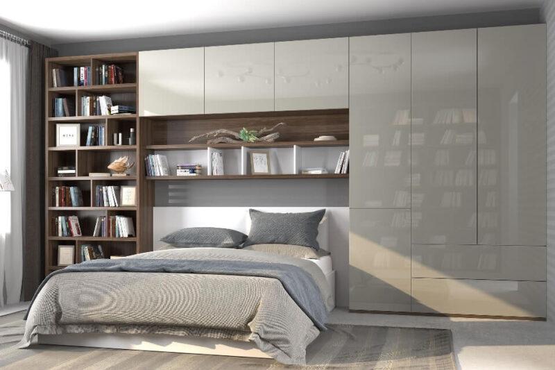 дизайн спальні модерн