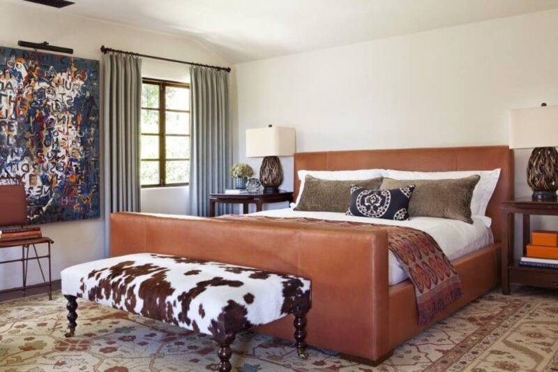 вибір ліжка для спальні