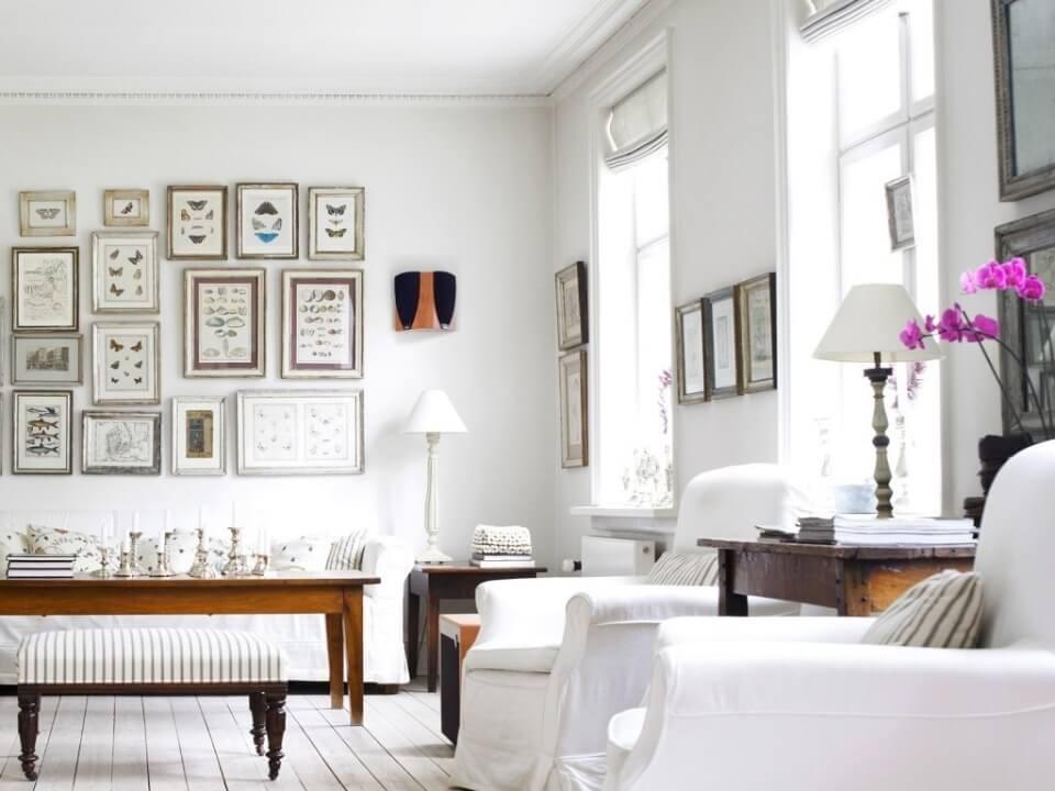 модні шпалери в скандинавському стилі