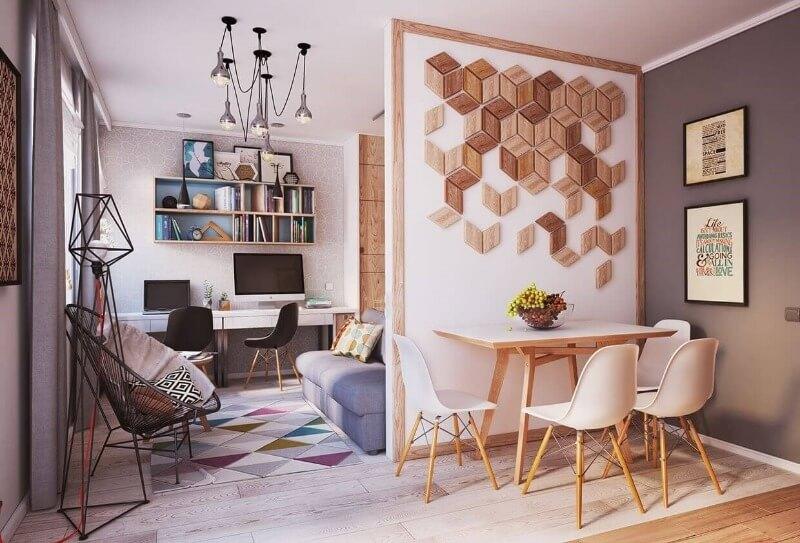 планування однокімнатної квартири