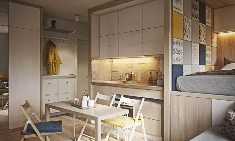 планировка однокомнатной квартиры 30 м2
