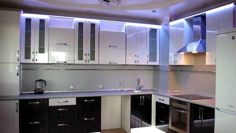 освещение квартиры дизайн