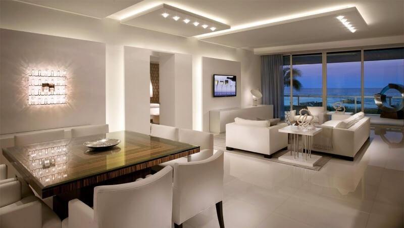 лед освещение квартиры
