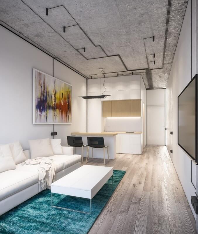 планировка смарт квартиры