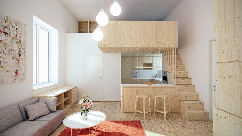 смарт квартира дизайн