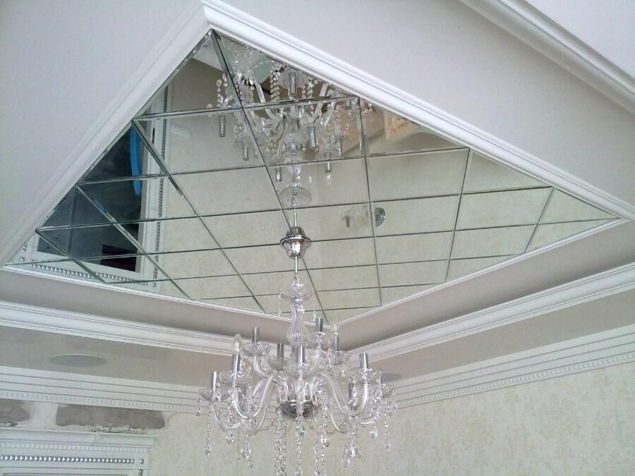 дзеркальна стеля