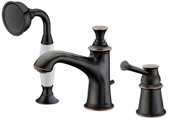 смесители для ванной Imprese