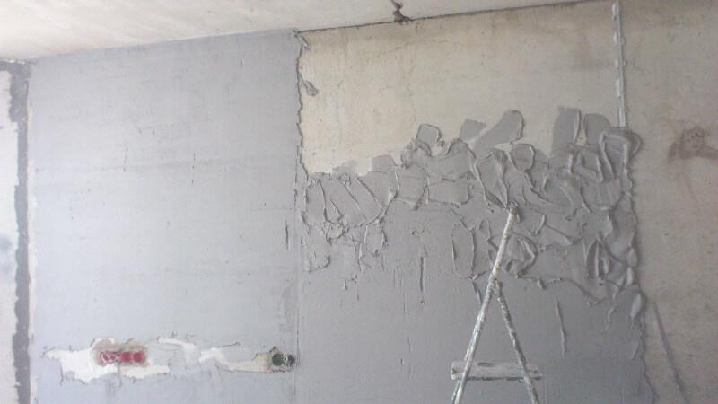 стены под покраску