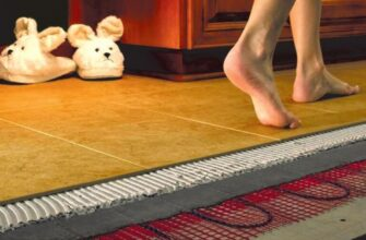 електричні теплі підлоги