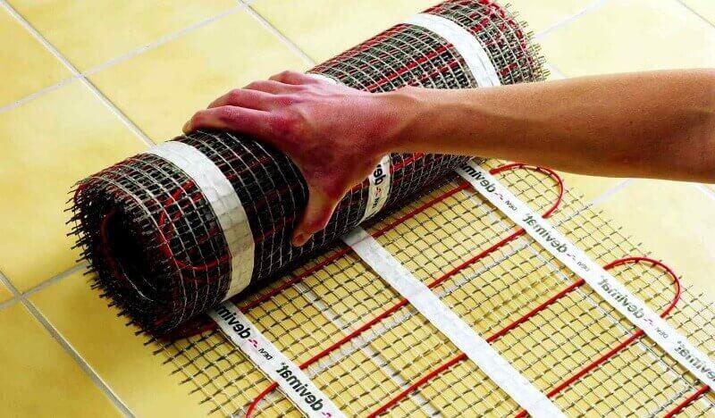 електрична тепла підлога якої фірми краще