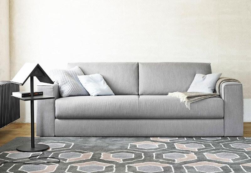 диван кровать из ткани