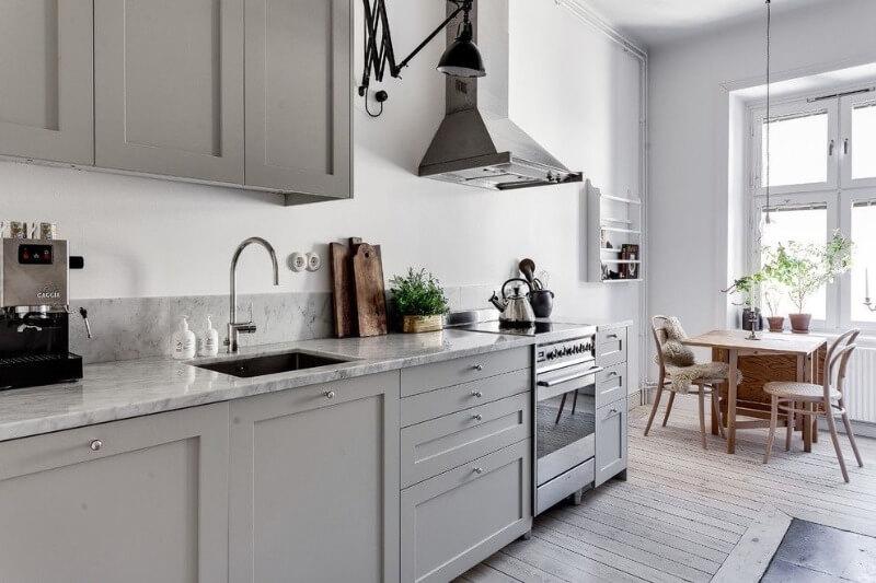 кухня скандинавська