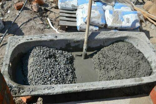приготування бетону своїми руками