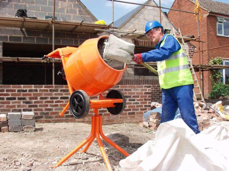 состав и пропорции бетона