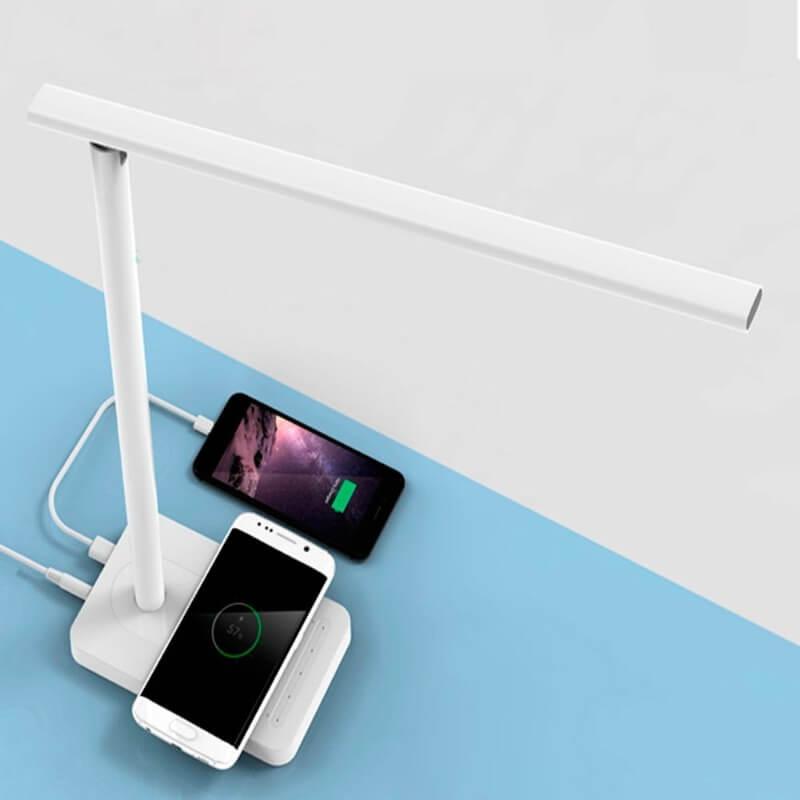 особенности ламп с беспроводной зарядкой