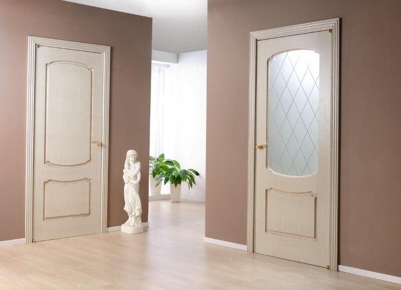 выбор дверных ручек