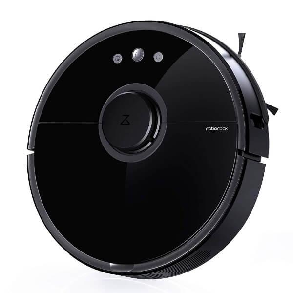 Xiaomi RoboRock Vacuum Cleaner 2 Black S55